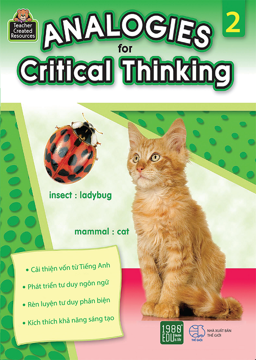 Analogies for Critical Thinking 2