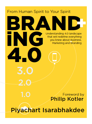 Branding 4.0 (From Human Spirit to Your Spirit)